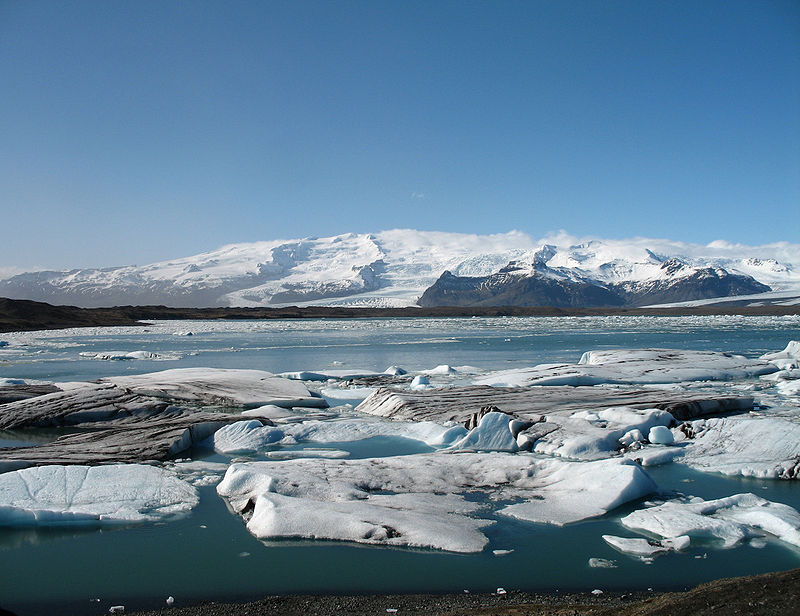 La laguna glaciale di JOKULSARLON