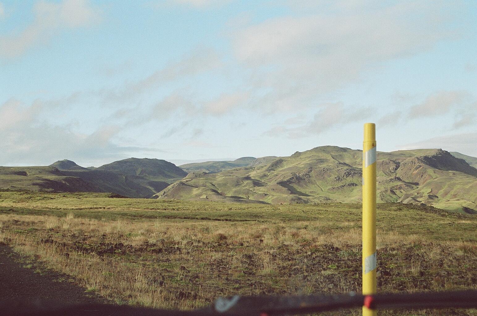HENGILL e l'esibizione sull'energia geotermale