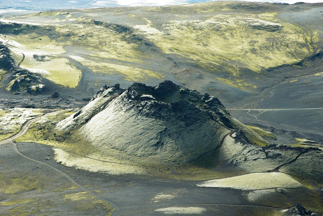 I crateri del LAKAGIGAR e LAKI